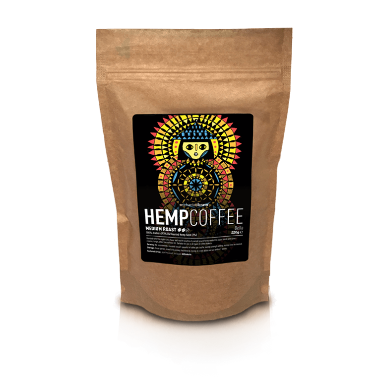 Bella Hemp Coffee